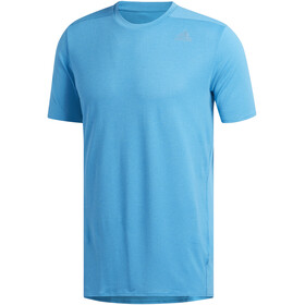 adidas Supernova Tee Men shock cyan